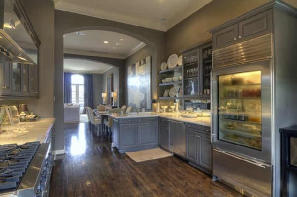 Sherwin Williams Porpoise Sherwin Williams Sw7047 Porpoise | Gray Cabinets | Pinterest