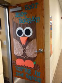 Best 25+ Owl Classroom Door ideas that you will like on ...