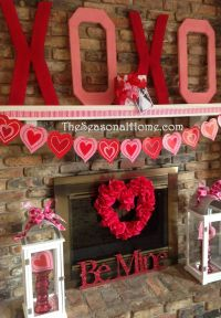 25+ best ideas about Valentine Decorations on Pinterest ...
