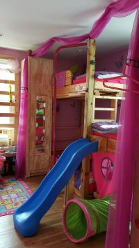 25+ best ideas about Bunk Bed With Slide on Pinterest ...