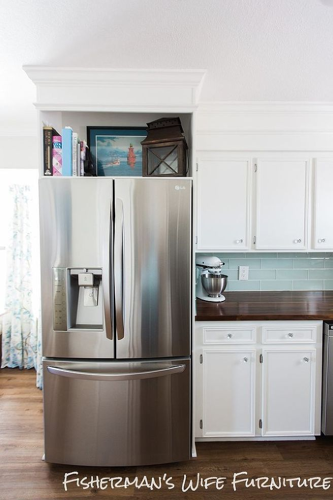 Spacing Between Kitchen Cabinets 25+ Best Ideas About Cabinet Depth Refrigerator On