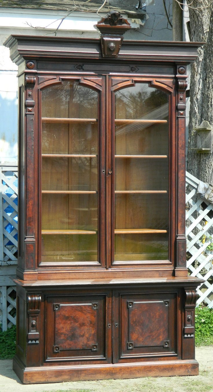 17 Best Images About Bookcases On Pinterest Antique