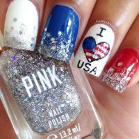 192 best images about Fourth of July   Patriotic Nail ...