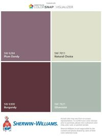 25+ best Burgundy Walls ideas on Pinterest | Maroon ...
