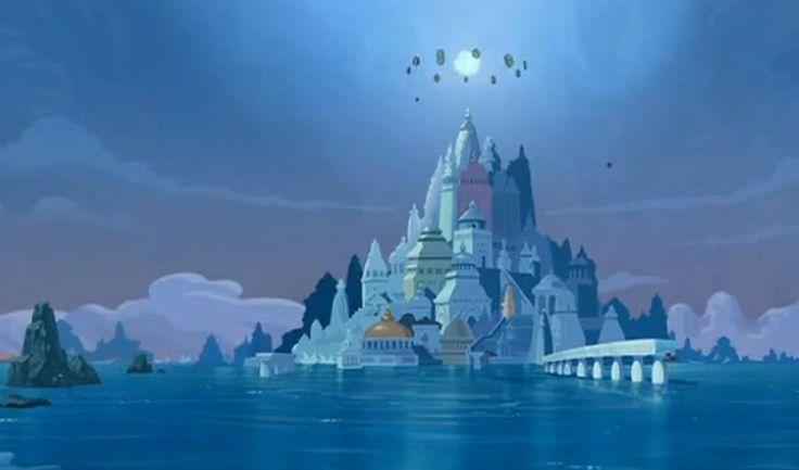 Real Manga Girls Cartoon Wallpaper Atlantis Disney Google Search Completed Atlantis The