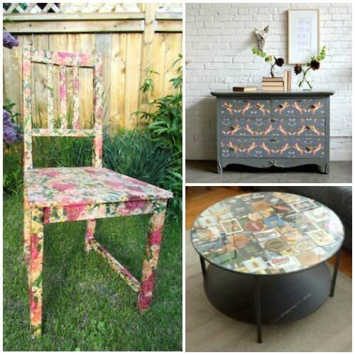 Purple Heart Kitchen Cabinets 1000+ Ideas About Decoupage Furniture On Pinterest