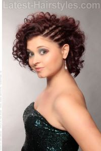 17 Best ideas about Cute Curly Hairstyles on Pinterest ...