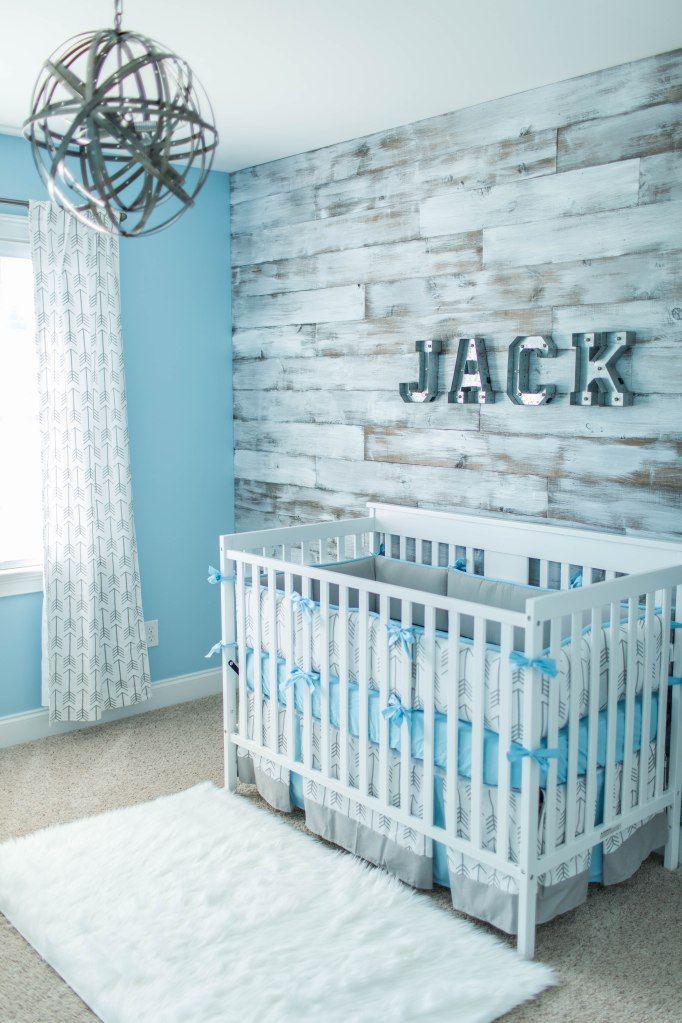 25+ best ideas about Wood wall nursery on Pinterest