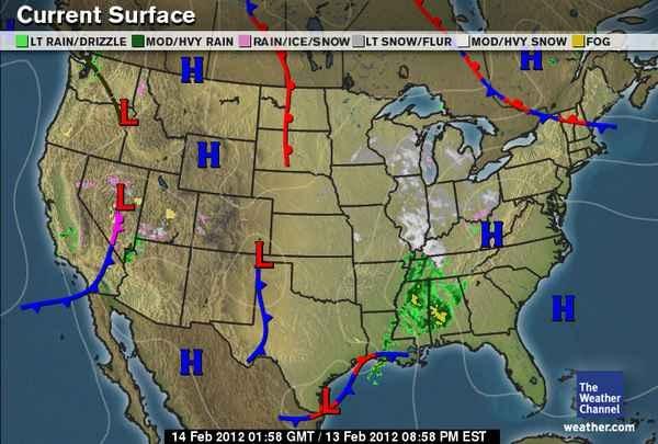 weather channel live doppler hurricane