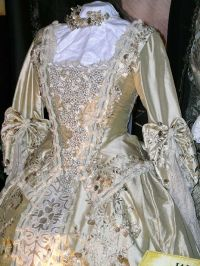 """Wedding gown from """"Pirates of the Caribbean"""". Embroidery ..."""