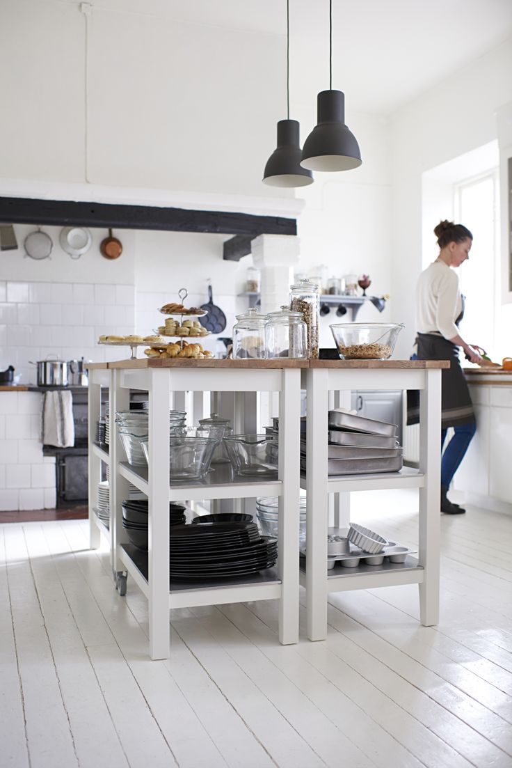 Ikea Keuken Werkblad Rvs 505 Best Keukens Images On Pinterest