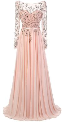 Best 20+ Sleeved prom dress ideas on Pinterest