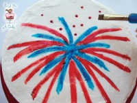 17 Best ideas about Fireworks Cake on Pinterest ...