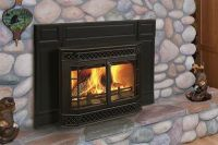 fireplace inserts wood burning with blower | vermont ...