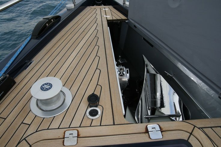 1000 Images About Synthetic Teak Pvc Soft Boat Decking