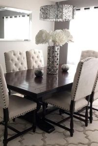 25+ best ideas about Rustic dining rooms on Pinterest