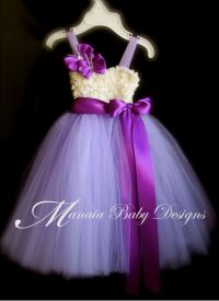 Purple Tutu Dress / Lavender Tutu Dress / Butterfly Tutu ...