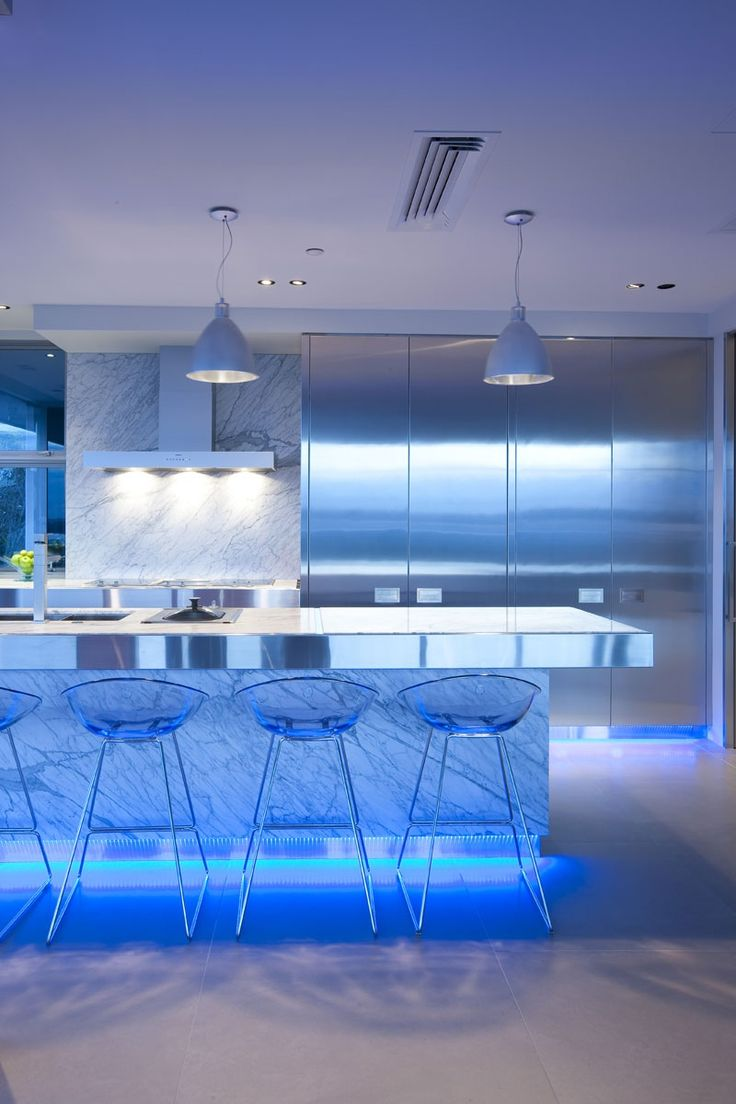 led lights led kitchen light The impact of custom LED lighting cannot be overstated http www