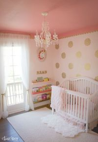 25+ best ideas about Pink Gold Nursery on Pinterest | Pink ...