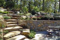 Natural Boulder / Step Creations | Femia Landscaping ...