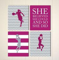 Basketball, basketball girl wall art, girls wall art, dorm ...