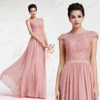 25+ best ideas about Dusty Pink Bridesmaid Dresses on ...