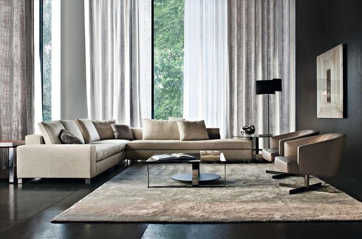Sofa living room pinterest linens ipad and linen curtains
