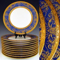 1000+ images about Raised Gold China on Pinterest ...