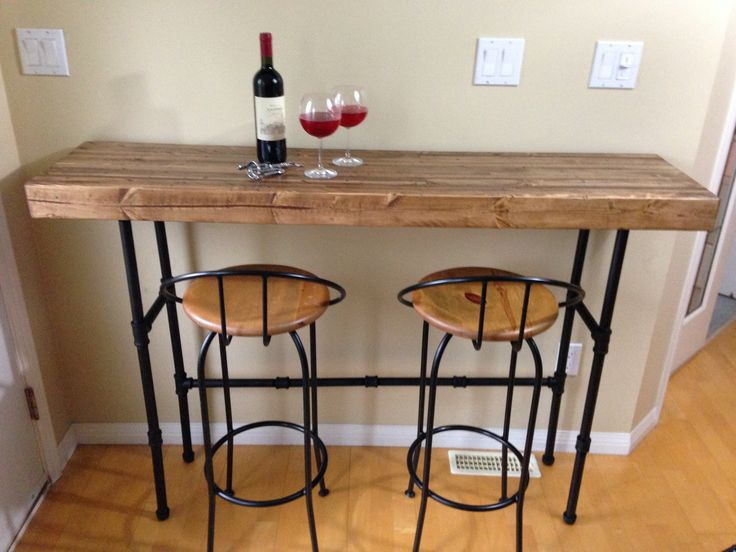 25+ Best Ideas about Kitchen Bar Tables on Pinterest