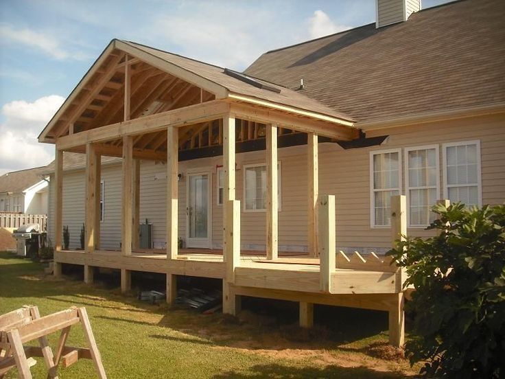 What Is Eze Breeze Raleigh Screen Porch 3 Season Room Builder Porch Roof Framing Details | Pro-built Construction (deck