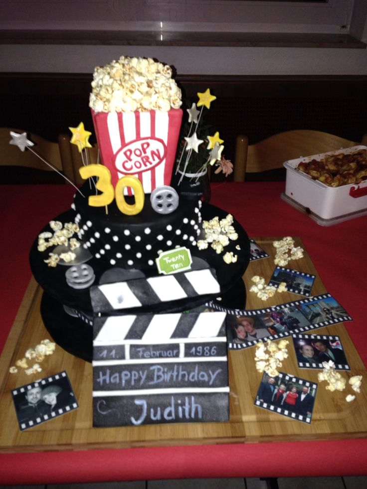 Bastelideen Geburtstagsgeschenk Torte And Film On Pinterest