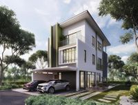 New Zero-Lot Bungalow for Sale at The Rise, Selangor from ...