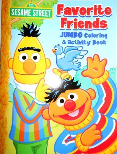 sesame street books from the 80 s
