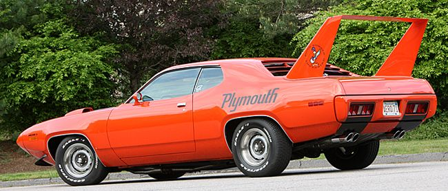 Muscle Cars Wallpapers 1080p 1971 Plymouth Superbird What If Mopar Never Built Such An