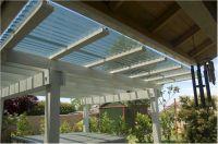 polycarbonate patio roof | Ideas | Pinterest | Roof panels ...