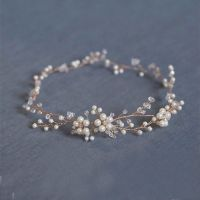 25+ best ideas about Pearl Headband on Pinterest