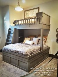 17 Best ideas about Loft Bunk Beds on Pinterest | Kids ...