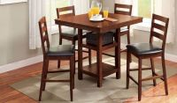 Dining Table Set For 4 Small Spaces Kitchen Table And ...
