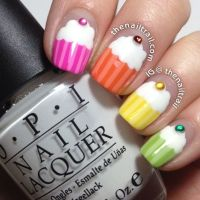 25+ Best Ideas about Cupcake Nail Art on Pinterest | Nail ...