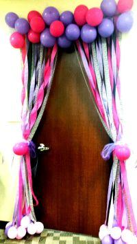 Office Door: Office Door Birthday Decorations