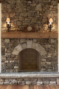 Best 25+ Corner stone fireplace ideas on Pinterest | Stone ...