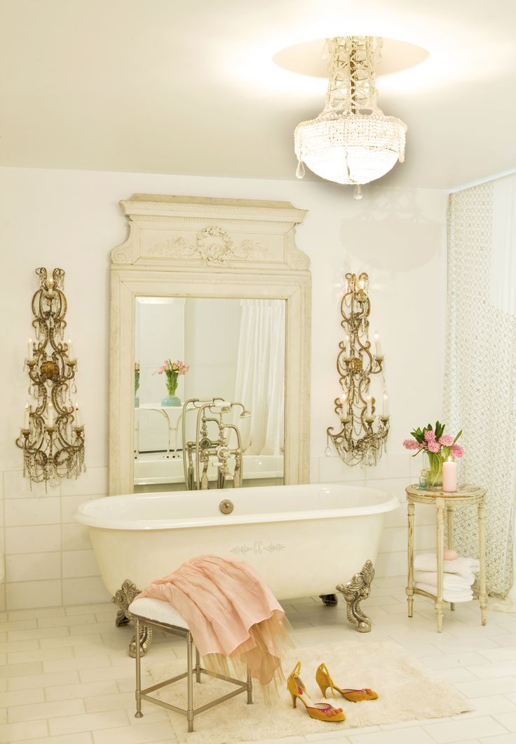 17 Best Images About Shabby Chic Bathroom Badezimmer On - Shabby Chic Badezimmer