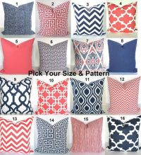 25+ best ideas about Coral Throw Pillows on Pinterest ...