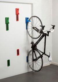 Best 25+ Hanging bike rack ideas on Pinterest   Wall bike ...