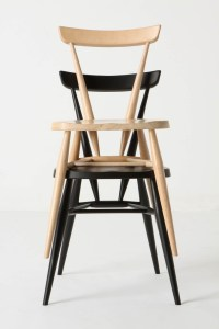stacking dinning chair by Anthropologie | chairs ...