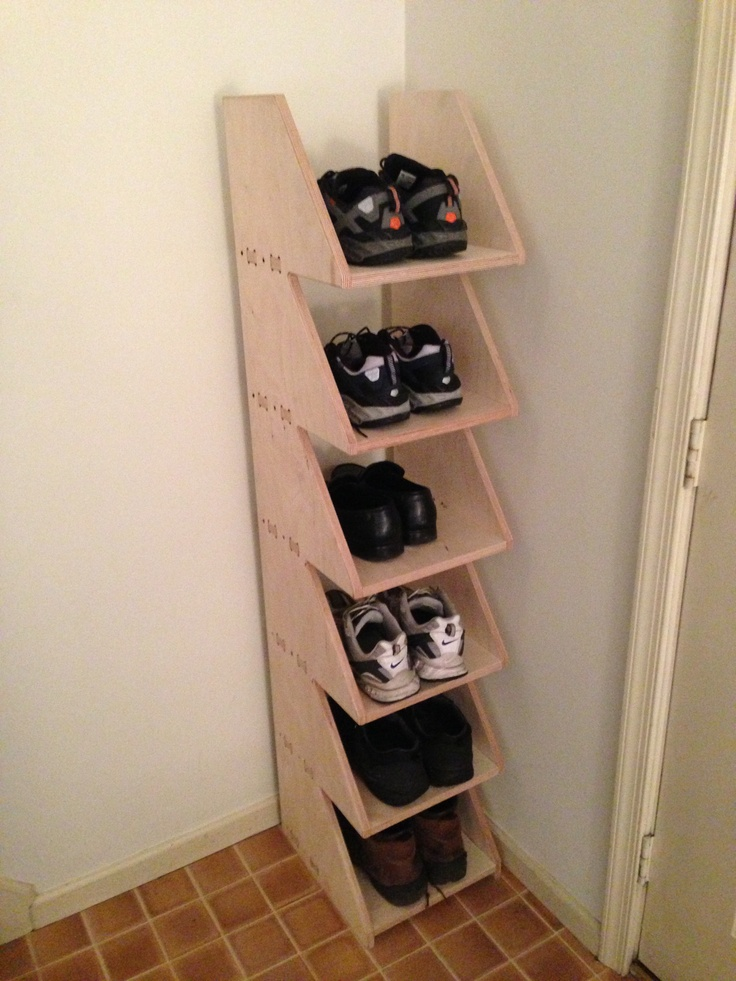 Schuhe Holz Diy Shoe Storage. Need For Purse Storage | Diy - For The