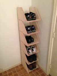 DIY shoe storage. NEED FOR PURSE STORAGE | Master Bedroom ...