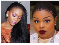 1000+ ideas about Micro Braids Hairstyles on Pinterest ...