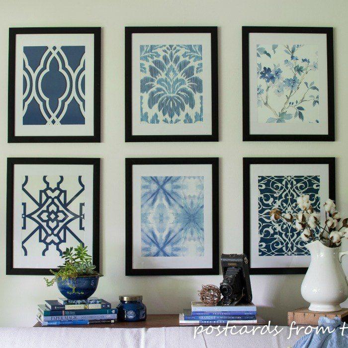 Best 25+ Scrapbook wall art ideas on Pinterest