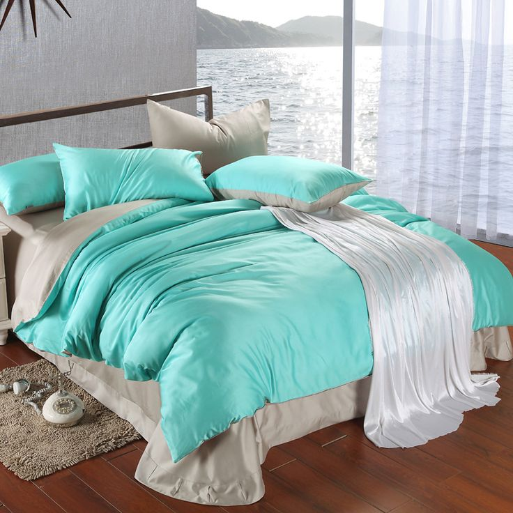 Parure De Lit 260x240 25+ Best Ideas About Teal Bedding On Pinterest | Aqua Gray